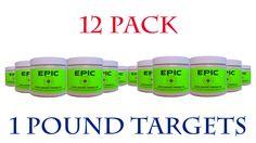 12 Pack 1 lb Targets