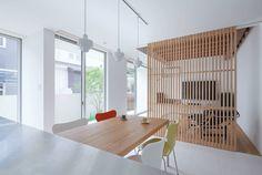 ARCHSOL DESIGN の モダンな リビングルーム わんわんハウス
