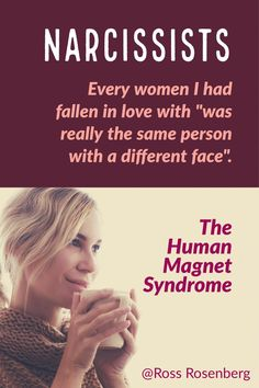 Human magnet syndrome book excerpt 0