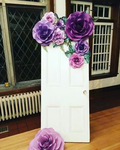 Love these purple flowers!