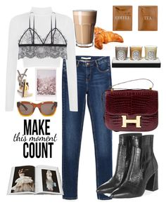 """Без названия #165"" by tramapff on Polyvore featuring мода, Belgique, WearAll, ADAM, Abrams, Topshop, Bloomingville, Diptyque, Yves Saint Laurent и Lanvin"