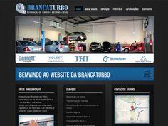 Necessidade de divulgação dos seus serviços foi o que levou o Cliente Branca Turbo a solicitar-nos o desenvolvimento do Website.