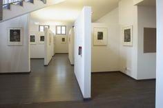 Die Ausstellungsebene zur Graphik von Hans Körnig im Museum Körnigreich, Wallgäßchen 2 in 01097 Dresden. Bildrechte: Museum Körnigreich