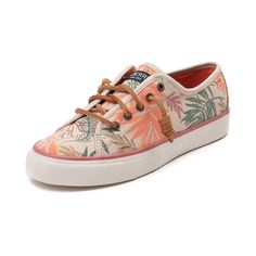 Womens Sperry Top-Sider Seacoast Seaweed Casual Shoe