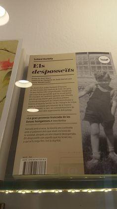 """""""Els desposseïts"""" de Szilárd Borbély. Llibres del Periscopi."""