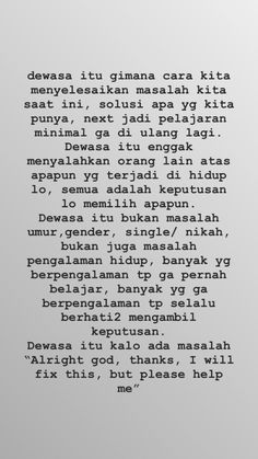 Quotes indonesia inspirasi 26 ideas for 2020 Tumblr Quotes, Text Quotes, Mood Quotes, Life Quotes, Quotes Quotes, Quotes Lucu, Reminder Quotes, Self Reminder, Motivational Quotes