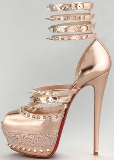 Christian Louboutin So Kate Patent 120mm Red Sole Pump, Flamingo ...