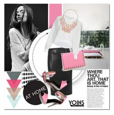 """""""Yoins"""" by nastya-d ❤ liked on Polyvore"""