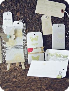 more stamped tags - love them (Keisha Campbell)