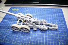 Custom Basilisk Siege Gun