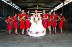 Brides maidens