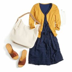 I need a mustard colored cardigan!