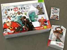Trying out the new Disney Infinity Game