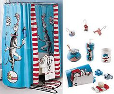 Exceptional Dr. Seuss Bathroom Decoration Collection LOVE IT! Now If I Could Only Find  These
