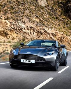 The new Aston Martin DB11 #astonmartindb11 #astonmartin