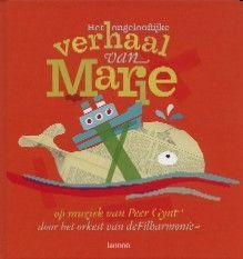 """""""Het ongelooflijke verhaal van Marie"""", op de tonen van Griegs 'Peer Gynt', is een verhaal van avonturen en heldenmoed, van liefde en passie."""