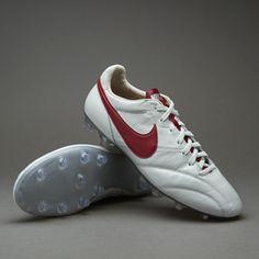 The Nike Premier Legend SE - Metallic Summit White/Red