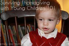 Surviving Thanksgiving with Young Children 101 tips for a sane thankgiving 500x333 Surviving Thanksgiving with Young Children 101