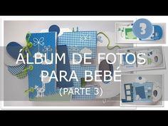 Álbum de fotos para bebé. Estructura letras (Parte 2) - YouTube