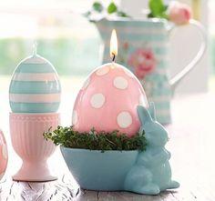 Kohta on pääsiäinen - tähän somaan GG pupukulhoon voi laittaa niin makeisia, kynttilän kuin raeruohon! Myös söpöjä munakulhoja eri väreissä. #pääsiäinen #greengate #sisustus #sisustussatiini