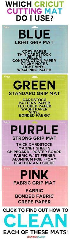 Cricut Cutting Mats: Get Sticky For Success. New to Cricut? Start with mats! Cricut Air 2, Cricut Mat, Cricut Cuttlebug, Cricut Craft Room, Cricut Vinyl, Cricut Help, Cricut Stencils, Cricut Fonts, Inkscape Tutorials