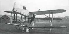 1 - AD Scout (1915), an anti-Zeppelin fighter