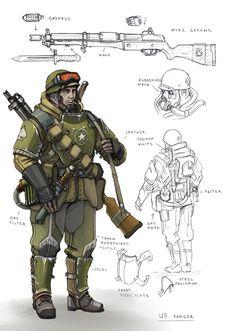 US ranger by TugoDoomER.deviantart.com on @DeviantArt