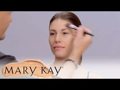 How To Use Makeup Brushes   Mary Kay - YouTube