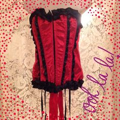 "Spotted while shopping on Poshmark: ""  DREAMGIRL HOOK @ EYE  CORSET""! #poshmark #fashion #shopping #style #DREAMGIRL #Other"