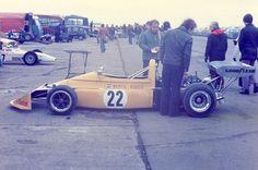 Bertil Roos, March 75B by Alansart