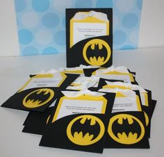 Batman Wedding Invitation - My Wedding Guide