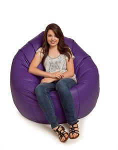 Bean Bag Chairs and Bean Bags by The Bean Bag Chair Outlet Large Bean Bag Chairs, Bean Bags, Comfort Zone, Pure Products, Purple, Classic, Design, Derby, Viola