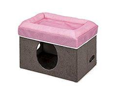 ストレージスタイル 猫のベッド 洗える にゃんこ BOX ベッド部分が洗えていつも清潔