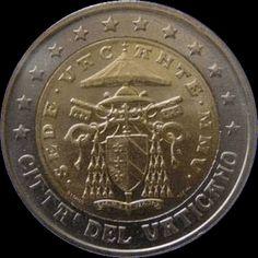 Vaticano 2€-2013 _sede vacante_