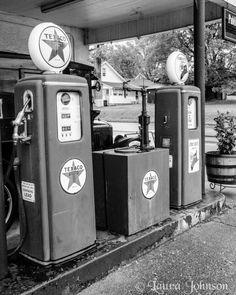 Antique Gas Pumps 8 x 10 Fine Art by HandLPhotographyTN on Etsy, $30.00