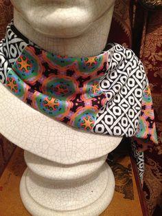 "Tribal print 56""X  8"" fashion  scarf"