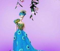 Vestiti di Barbie all' uncinetto