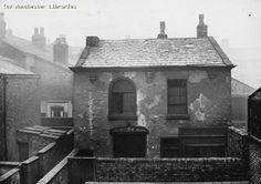 Bridge Cottage, Chorlton on Medlock, 1900