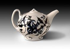 Jane Shellenbarger Ceramics - Teapot