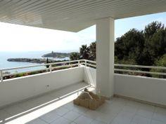 Sea view apartment in Illetas