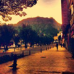 """Eje Ambiental para #instagramyourcity #bogota @smwbog @socialmediaweek @igerscolombia #lacandelaria #monserrate"" by @dvivasf"