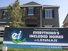 Everything's Included with a Lennar home! Thanks for an amazing Grand Opening in Visalia!