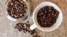 Watch & learn how2 roast coffee beans w/ a popcorn popper