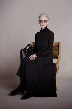 ADVANCED STYLE: 64-yr old Linda Rodin Stars in The Row's Latest Look Book.