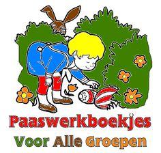 Paaswerkboekjes Voor Alle Groepen - www.klaarwerk.nl