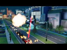 SimCity: Heroes & Villains Trailer