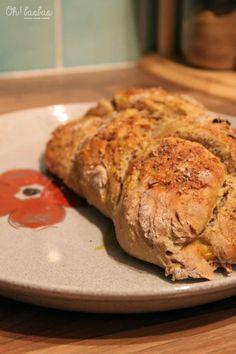 Recette de pain brioché à la fleur d'oranger.