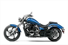 """2014 Stryker motorcycles produced by the company """"Star motorcycles"""". It is a model for the American continents, and the engine has a 80-cubic-inch (1304cc) liquid-cooled V-twin, SOHC, 4 valves / cylinder, 5-speed, multiplate wet clutch, TCI: Transist"""