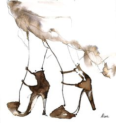 stylecurated: [ STYLE SURVIVAL ] [ HIGH HEEL SHOES PART ONE: ANATOMY OF THE HEEL ]
