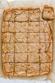 Pecan Recipes, Brownie Recipes, Sweet Recipes, Baking Recipes, Cookie Recipes, Dessert Recipes, Bar Recipes, Cookbook Recipes, Dessert Ideas